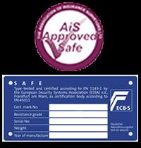 EN14450 (ECB.S) - AiS Approved