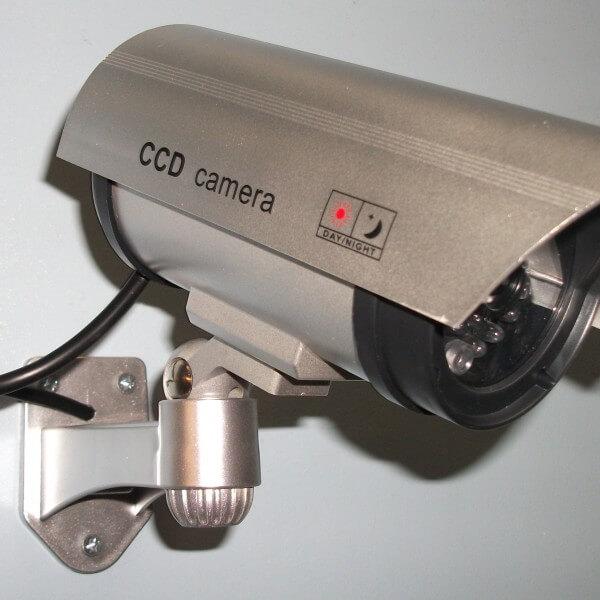 Replica Infra Red CCTV Camera