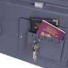 Burton safe Ignis home safe passport holder